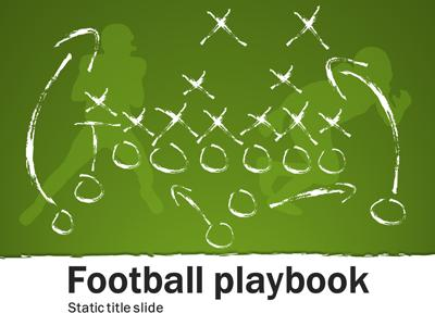 football figures powerpoint backgrounds - photo #31