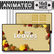 Falling Leaves PowerPoint Template