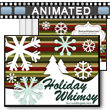Holiday Whimsy PowerPoint Template