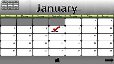 400 x 225 jpeg 17kB, Calendar Interactive 2015 PowerPoint template