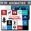Christmas Infographic PowerPoint Template