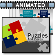 Puzzles And Pieces PowerPoint Template