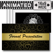 Formal Presentation PowerPoint Template