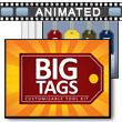 Big Tags Tool Kit PowerPoint Template