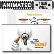 Figure Out This Idea PowerPoint Template