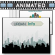 Urban Info PowerPoint Template