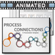 Process Connections PowerPoint Template