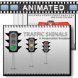 Traffic Signals PowerPoint Template