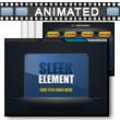 Sleek Element PowerPoint Template