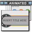 Gears Infographic Toolkit PowerPoint Template