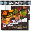 Thanksgiving Cards PowerPoint Template