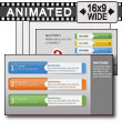 Info Tabs PowerPoint Template