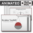 Scales Toolkit PowerPoint Template