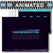 Tab Navigation Presentation PowerPoint Template