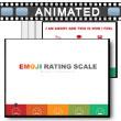 Bottom Emoji Rating Toolkit PowerPoint Template