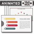 Check Mark Step Process PowerPoint Template