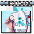 Cool Stethoscope PowerPoint Template