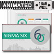 Sigma Six PowerPoint Template