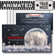 Ice Eclipse PowerPoint Template