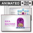 Idea Machine PowerPoint Template