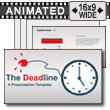 The Deadline PowerPoint Template