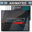 Create It Simple PowerPoint Template