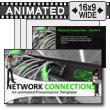 Network Connection PowerPoint Template