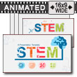 Stem Education PowerPoint Template