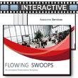 Flowing Swoops PowerPoint Template