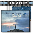 Success In Your Skies PowerPoint Template