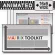 Matrix Toolkit PowerPoint Template