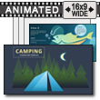 Camping Trip PowerPoint Template