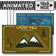 Camping Adventure PowerPoint Template