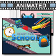 Set For School PowerPoint Template