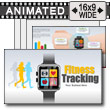 Fitness Tracking PowerPoint Template