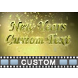 New Years Confetti Video Background