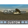 Desert Snake Text Video Background