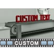 Word Conveyor Video Background