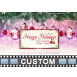 Hanging Ornaments And Custom Sign Video Background