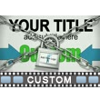 Chains Locked Custom Video Background