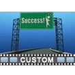 Custom Exit Signs Video Background