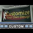 Gallery Exhibit Custom Video Background