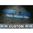 Neon Sign Brick Wall Video Background