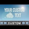 Jet Smoke Custom Video Background