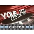 World Intro Custom Video Background