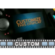 Console Display Custom Video Background