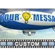 Custom Blimp Video Background