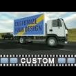 Cargo Truck Custom Video Background