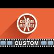 Minimalist Design Custom Video Background