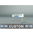 Jumping Custom Hurdle Video Background
